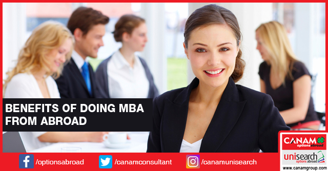MBA From Abroad