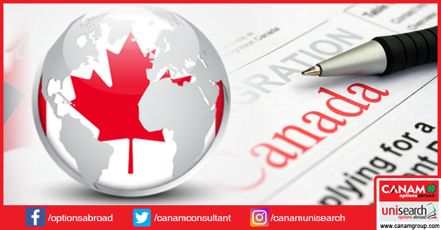 Study in Canada - Canam Consultants