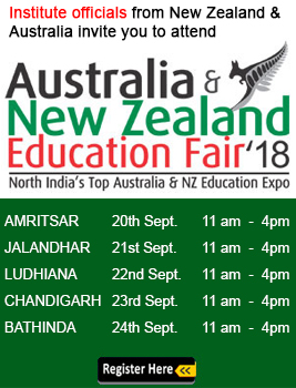 Australia & New Zealand Education Fair 2018