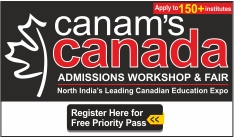 Canams Canada Admissions Workshop and Fair