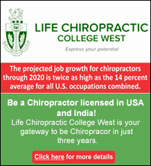 Study in Life Chiropractic College West