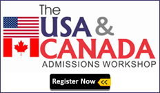 The USA & Canada Admissions Workshop 2019