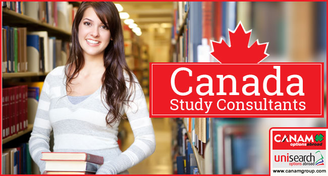 how to become education consultant in canada