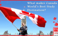 What makes Canada the World's Best Study Destination