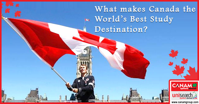 What makes Canada the World's Best Study Destination?