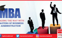 Leading the way with Masters of Business Administration