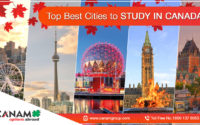 Top Best Cities to Study in Canada
