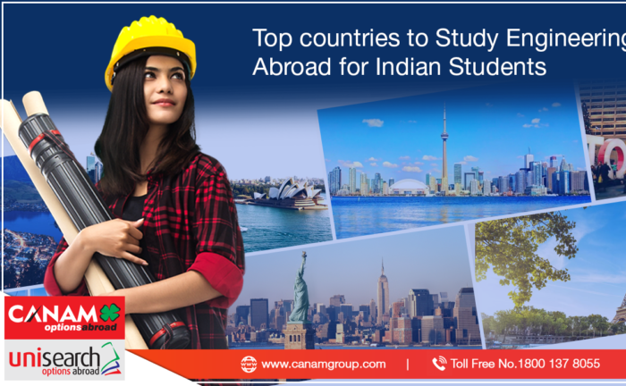 Top Countries to Study Engineering Abroad for Indian Students