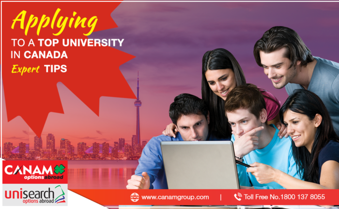 Applying to a Top University in Canada - Expert Tips