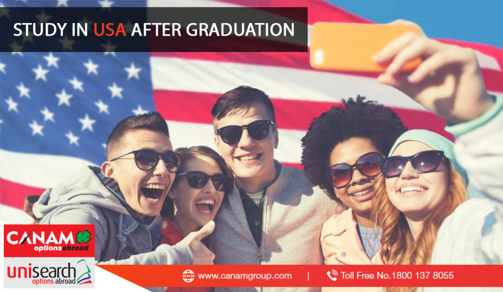 Study in the USA After Graduation