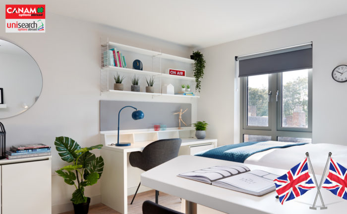 Accommodation for students in UK