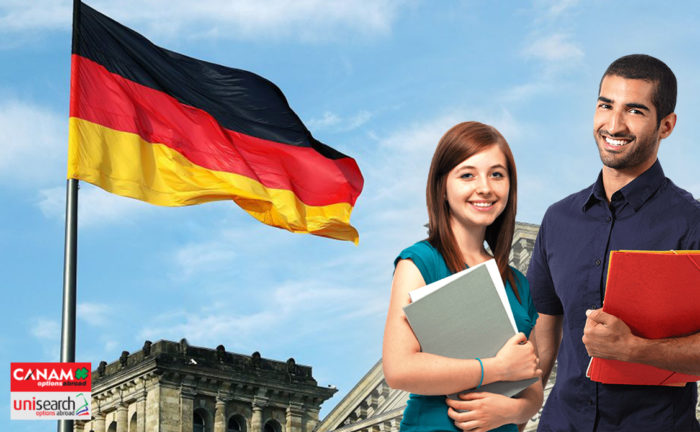 Top courses in Germany