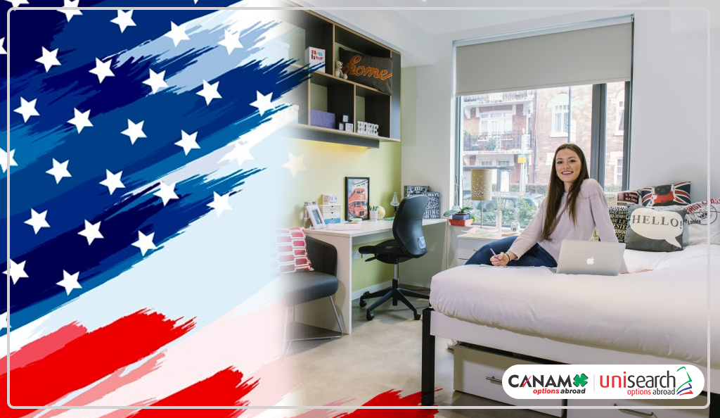 How to Accommodate to American living while studying in USA?