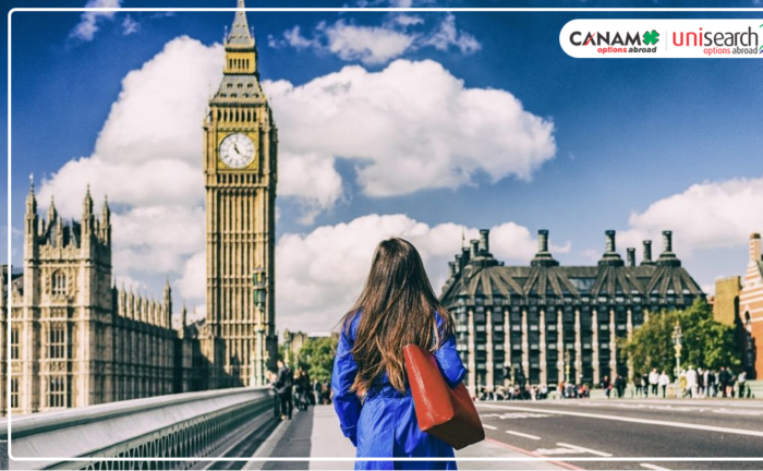 TOP REASONS TO STUDY IN LONDON