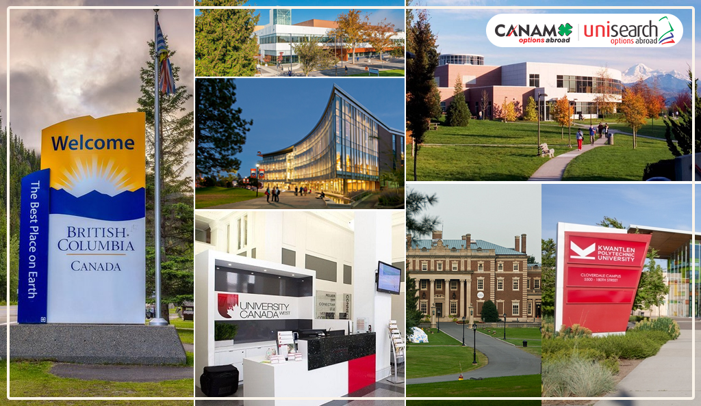 Top Universities in British Columbia for Indian Students