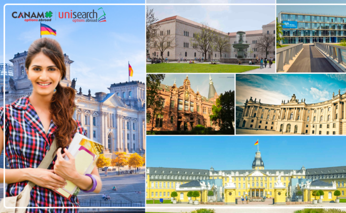 Top Universities to Study in Germany 2020-21