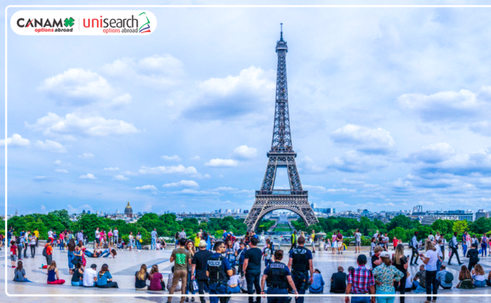 Why Study in France?