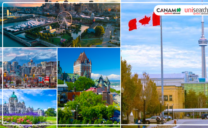 The Top Cities in Canada For International Students 2020-2021