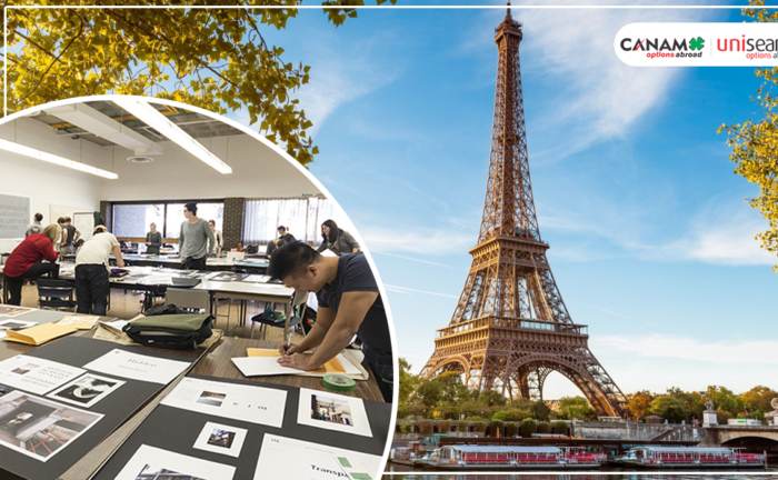 FRANCE: One of the Premier Destinations to Study Creative Arts and Design