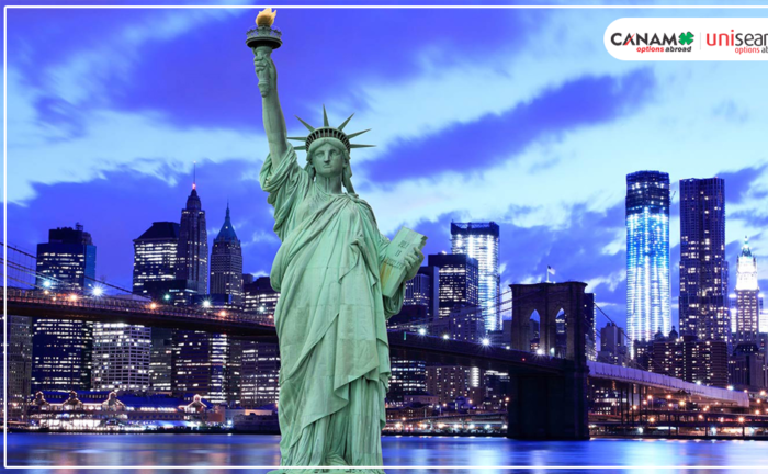 Why New York is the best place to study abroad