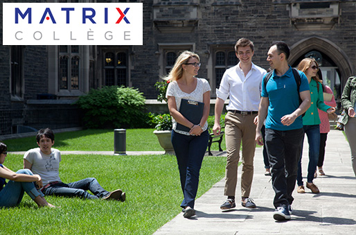 Study in Matrix College Canada | Canam Consultants