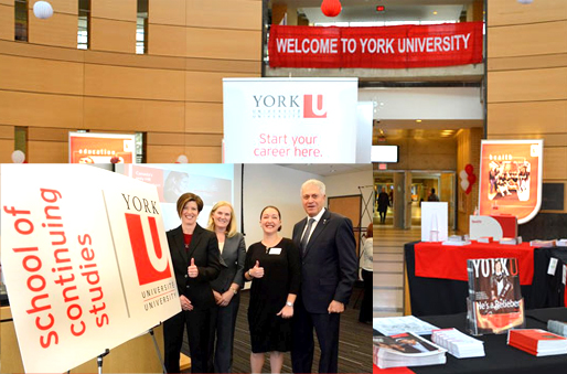 York University- School of Continuing Studies