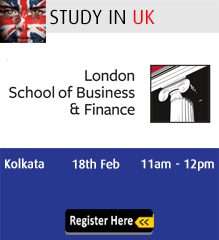 study in london school of business and finance