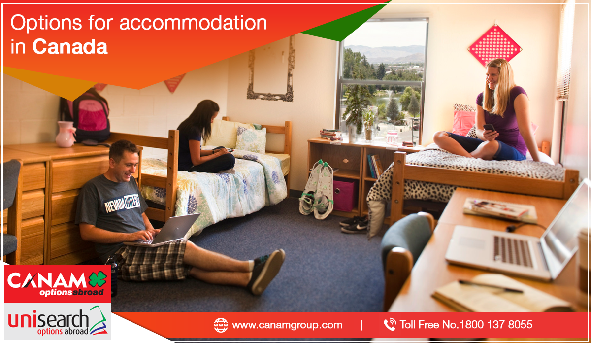 Options for Accommodation in Canada