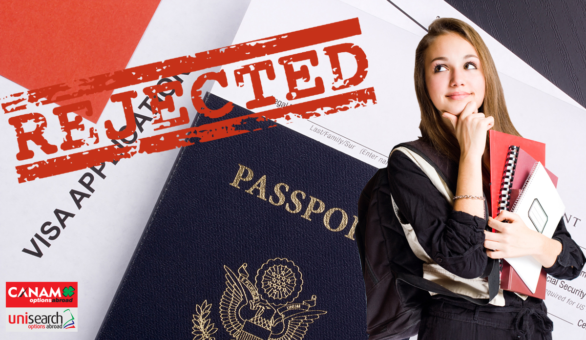 What if Your Visa Gets Rejected?