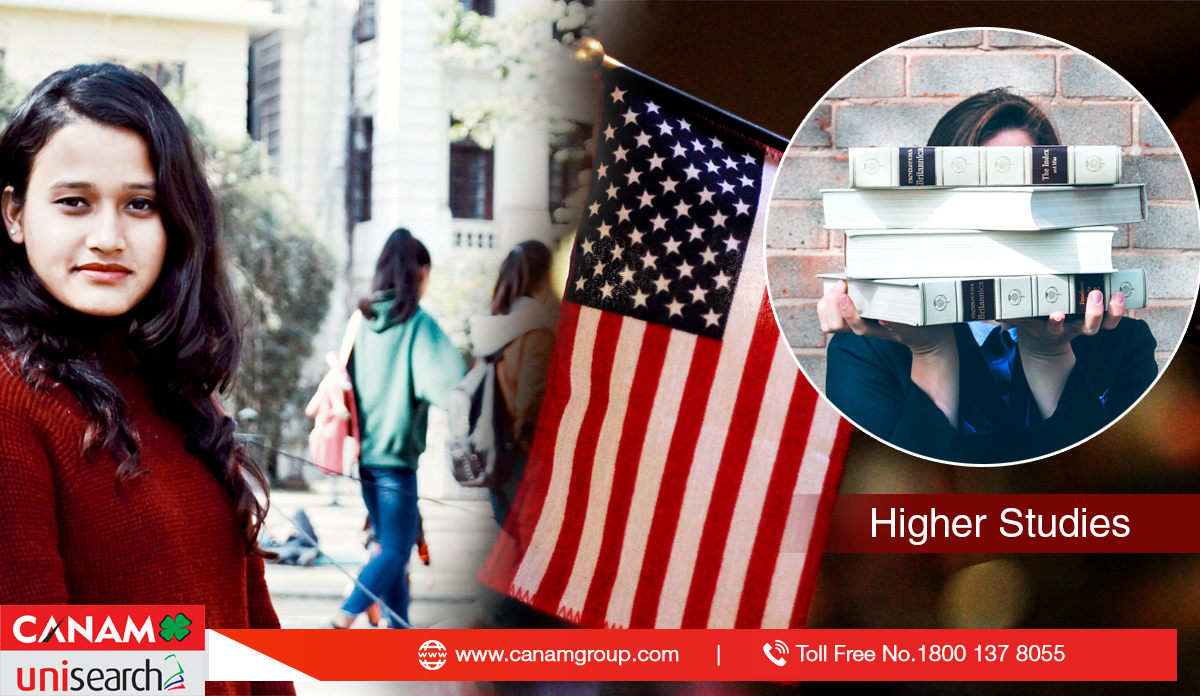 Higher Studies Prospects in the USA