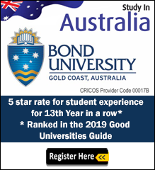 Study in Bondy University