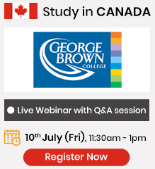 study in George Brown College