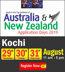 Australia New Zealand Application Day Kochi
