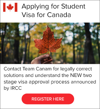 Apply for student visa for Canada