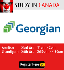 Study in Georgian College