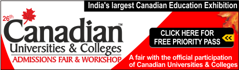 Canadian Education Fair April 2019