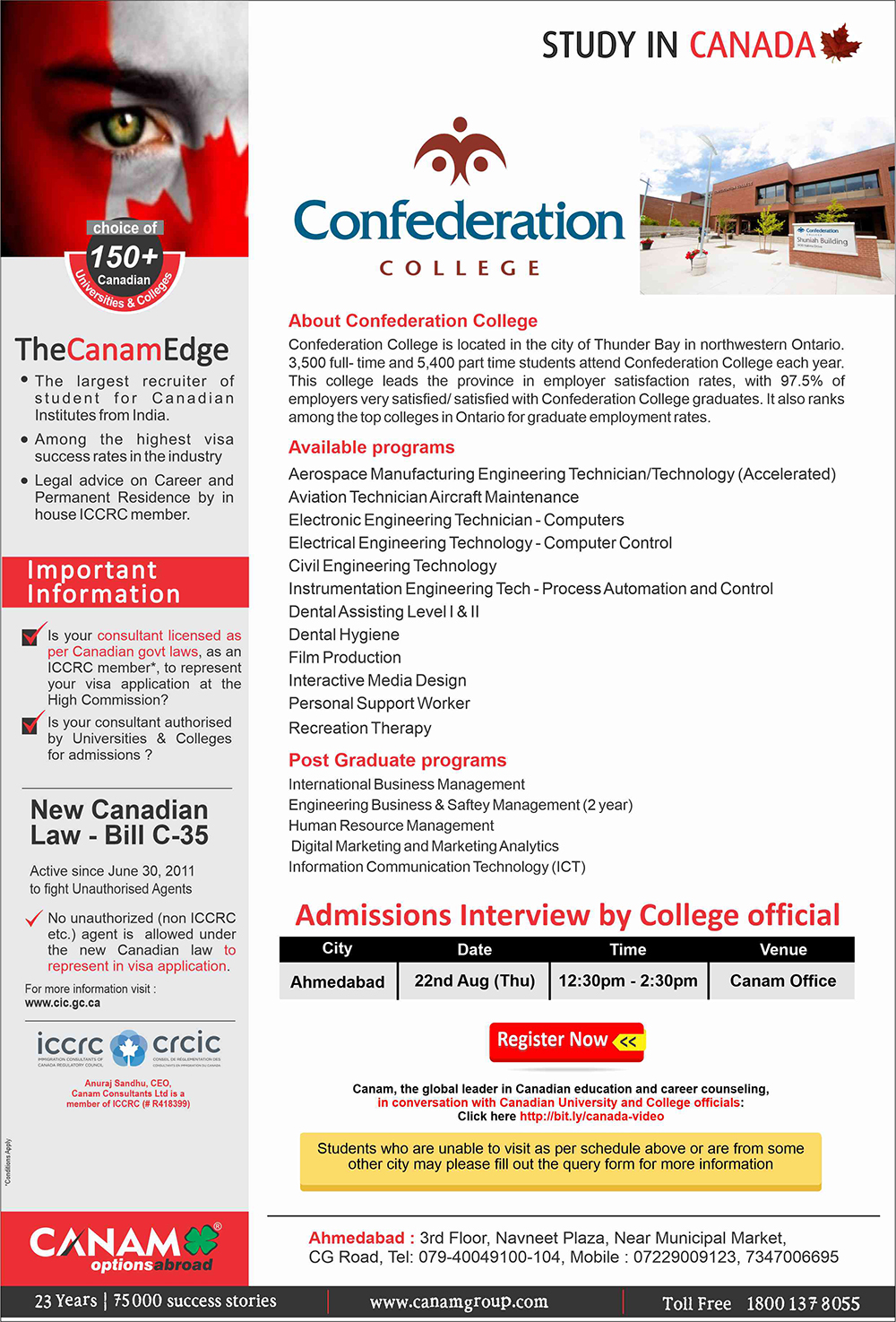 confederation-college