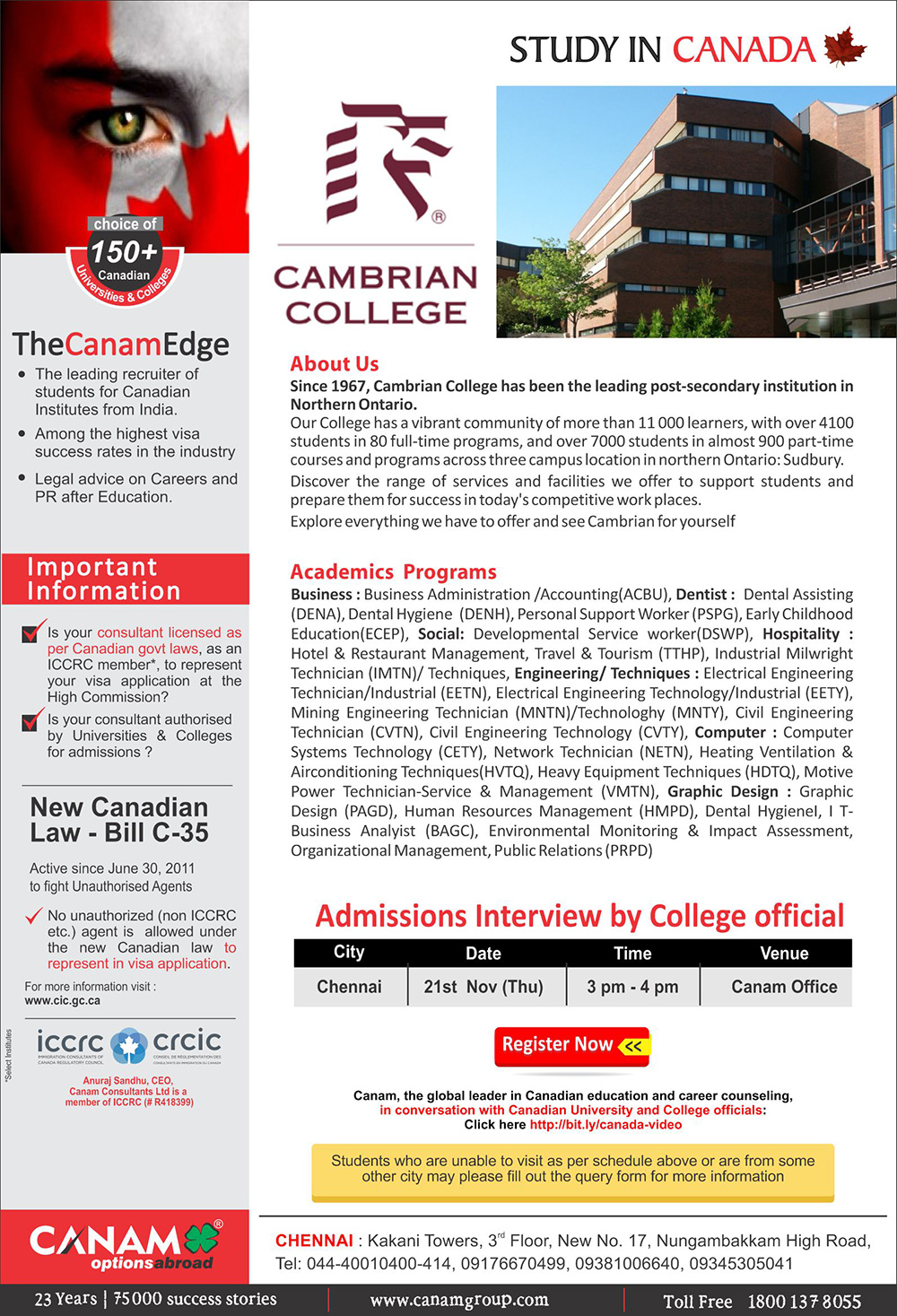 study-in-cambrian-college