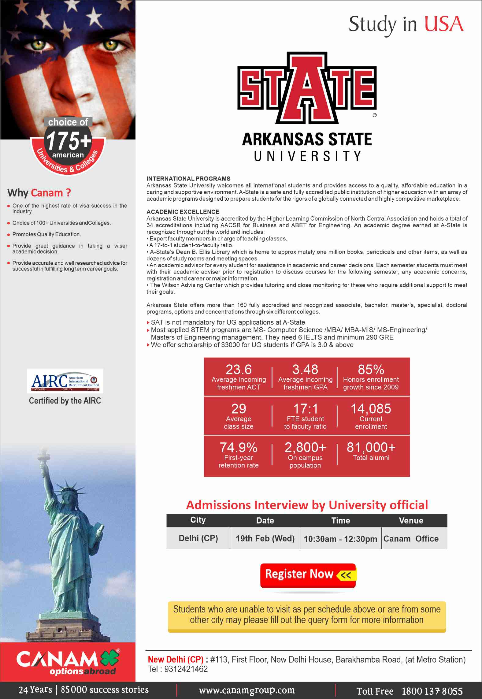 study-in-arkansas-state-university