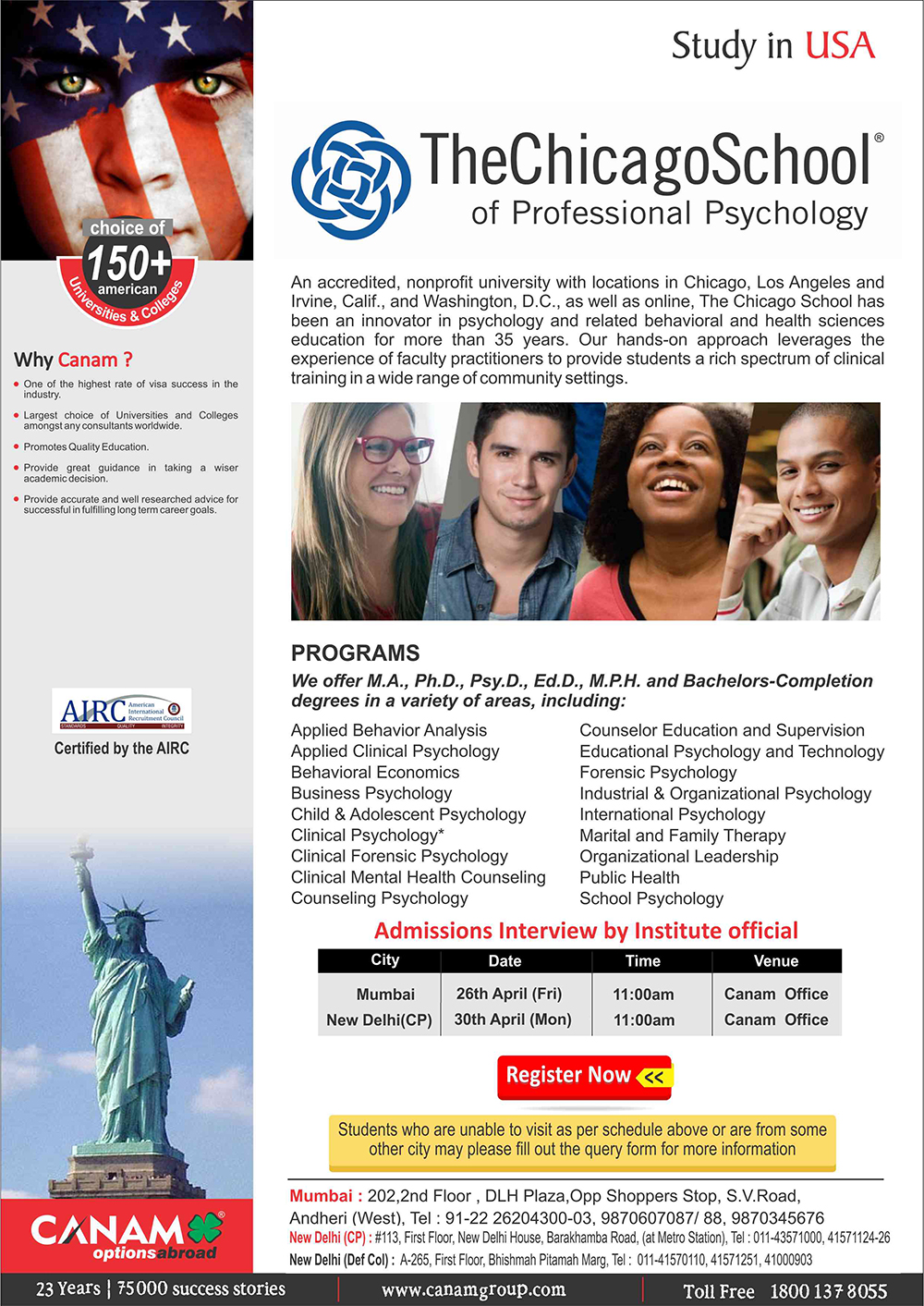 study-in-the-chicago-school-of-professional-psychology