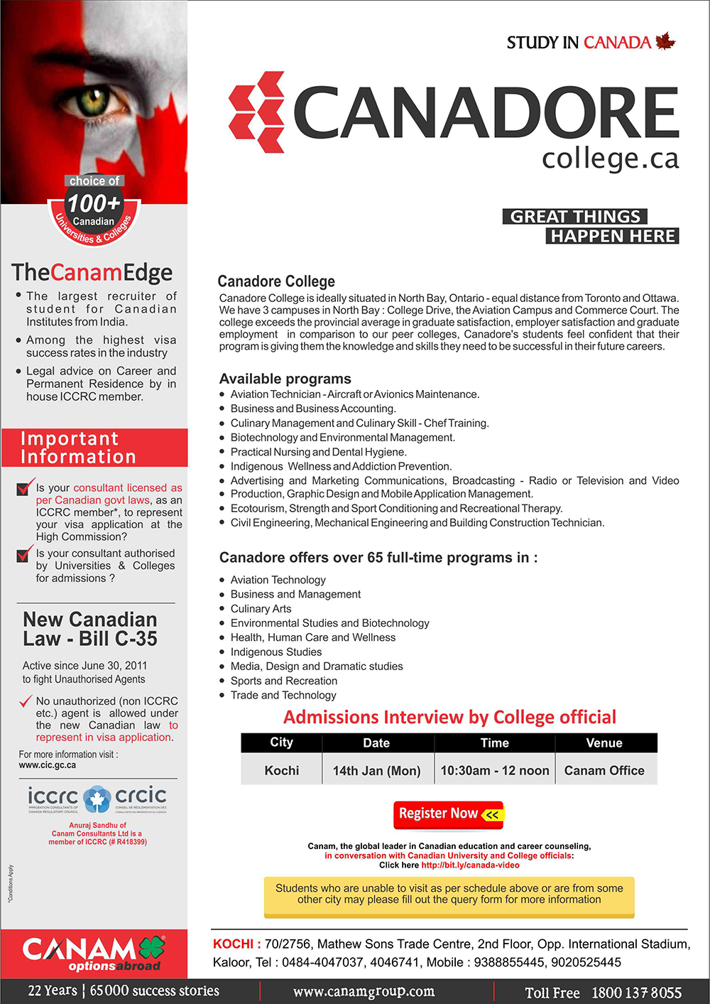 study-in-canadore-college