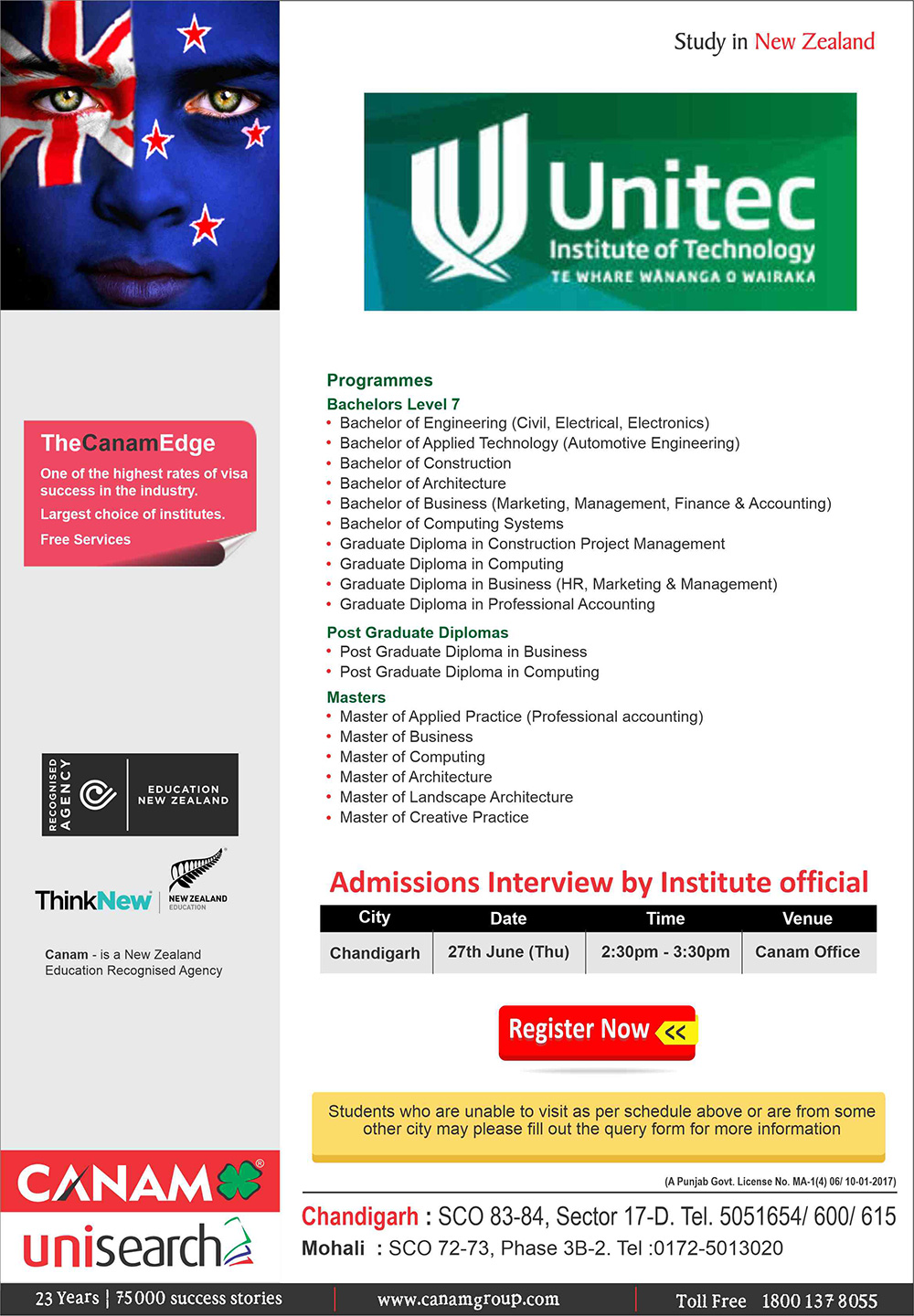 unitec-institute-of-technology